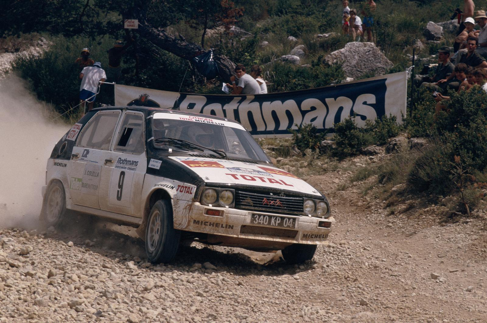 Visa 4x4 1984