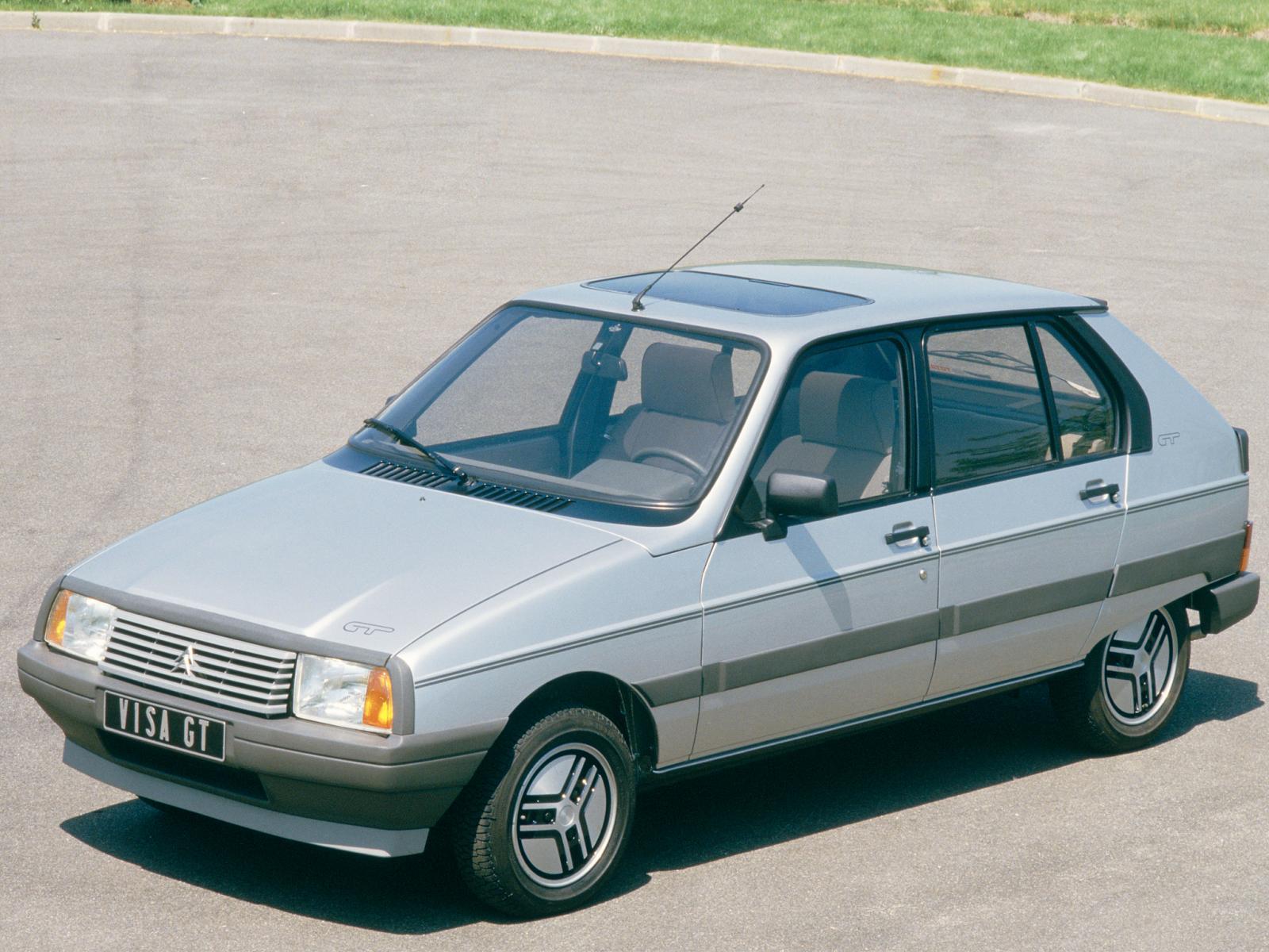 Visa GT 1985