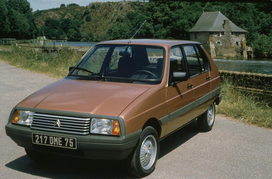 Visa II Super X 1982