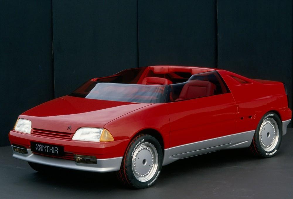 Xanthia 1986 concept