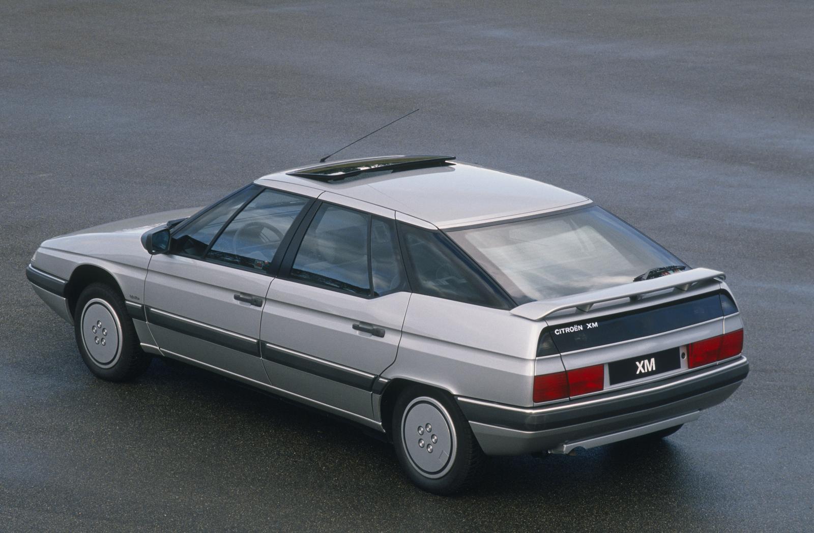 XM 1990 avec toit ouvrant