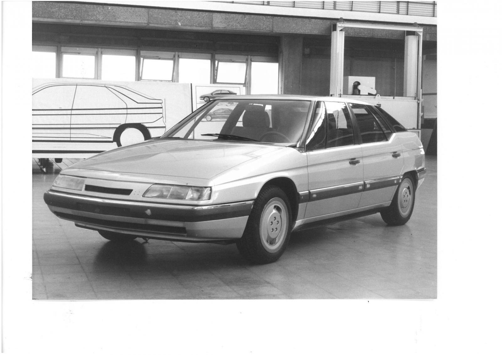 XM de pré-série 1988