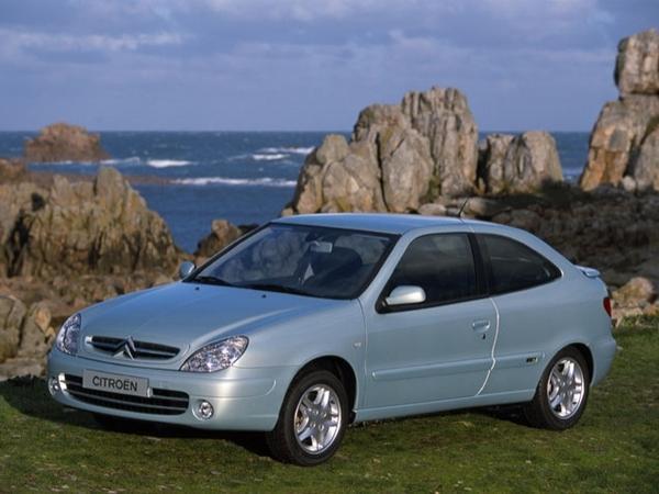 Xsara Coupé VTS 2003 modèle précédant la C4
