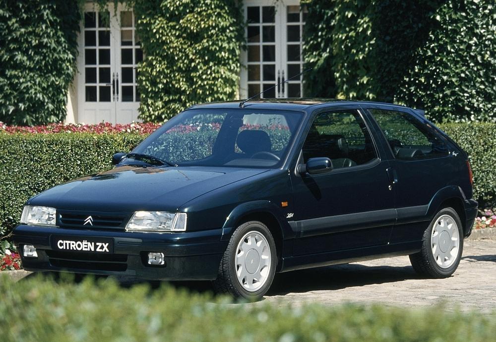 ZX Coupé 16V 155 ch 1995 3/4 avant