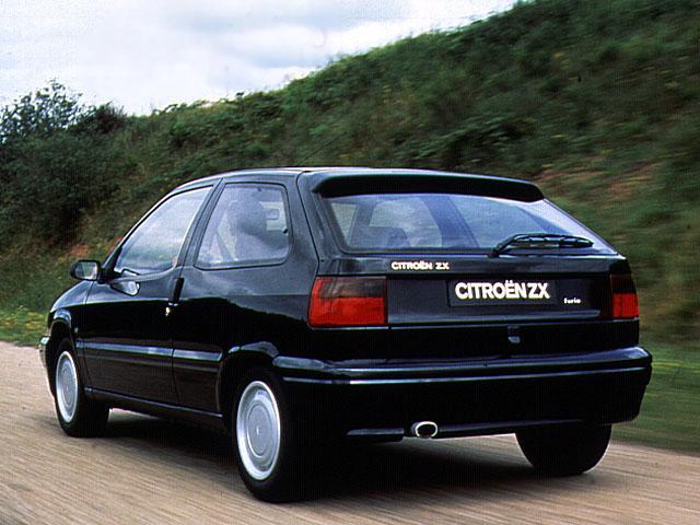 ZX Coupé Furio 1.8i 1993