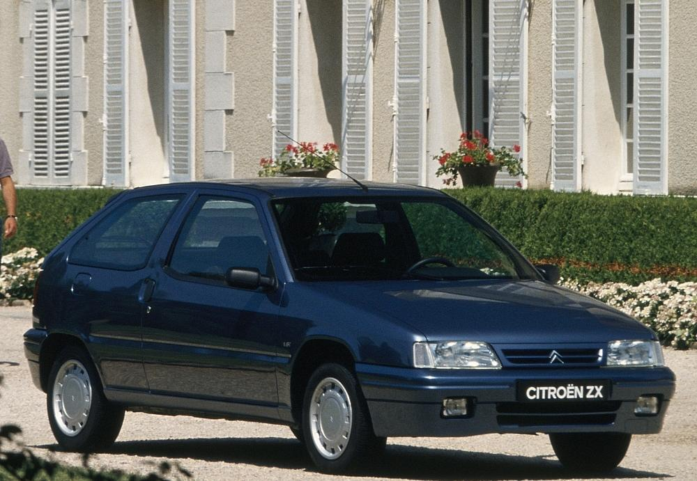 ZX Coupé Furio 1.8i 1995 3/4 avant droit