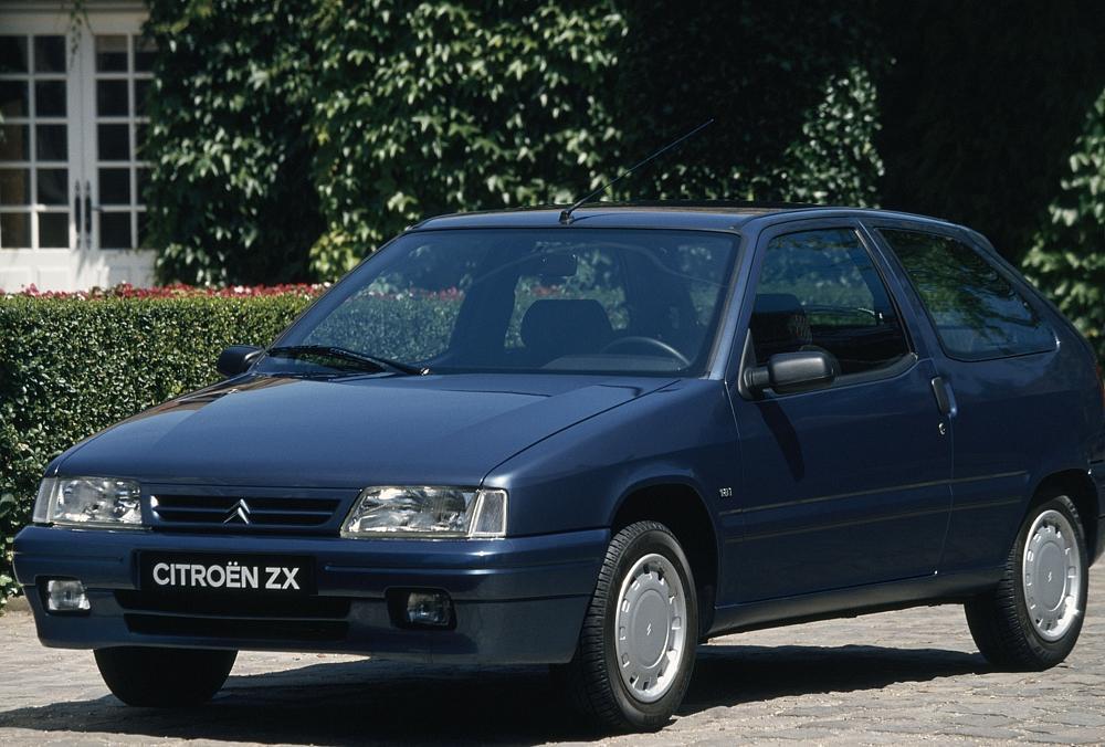 ZX Coupé Furio 1.8i 1995 3/4 avant gauche